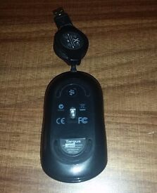Targus Retractable Travel Mouse, portable and lightweight. AMU89EUK
