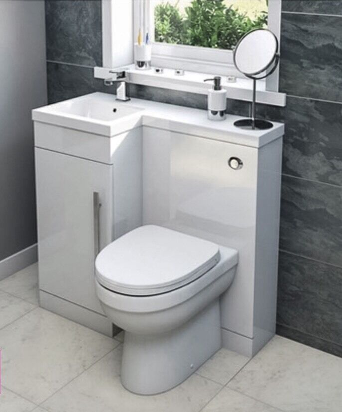 New Toilet Sink Combination Unit Must Read In Barry Vale Of
