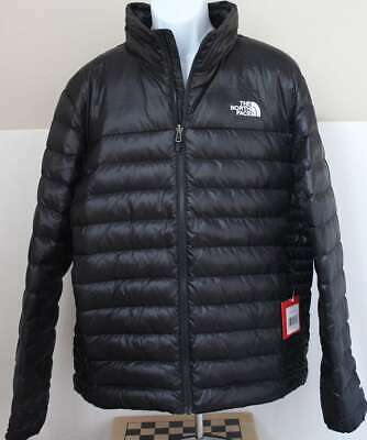NWT The North Face Men's Flare Down 550 RTO Jacket Puffer Black White Log M~2XL