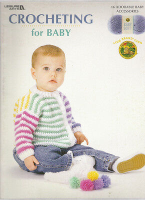 Crocheting For Baby Adorable On Sale