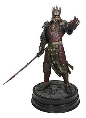 KING of the WILD HUNT EREDIN 8″ Statue DARK HORSE the WITCHER 3 the WILD HUNT