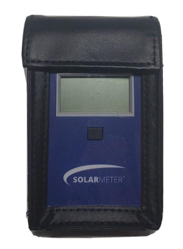 Solarmeter Model 6.5 UV Index Meter - Blue - w/ case (Great Condition)