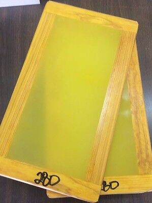 Silk Screen Frame 10x18 With High Quality 280 Mesh