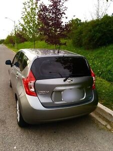 Nissan Versa note 2014 low km