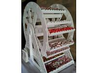 Sweets & Ferris Wheel Cart for Hire (Sweets included) starting from £45.00