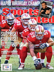 Frank-Gore-Signed-Sports-Illustrated-No-Label-PSA-DNA-Autographed-49ers