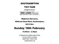 Southampton Toy Fair