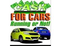 Cars wanted cash paid all makes and models