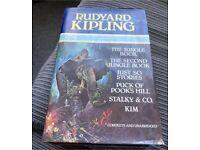 Rudyard Kipling 5 Books In 1 Volume