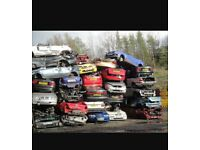Scrap cars wanted!!! Top prices paid!!!
