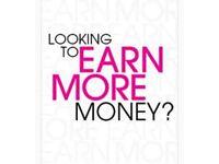Earn extra cash