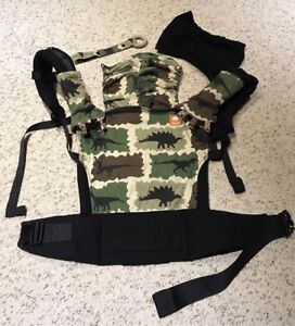 Tula standard Dino's baby carrier