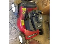Mountfield lawnmower