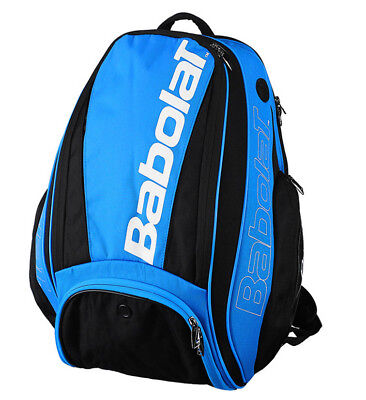 Babolat Pure Drive Tennis Backpack Bag Blue Racket Racquet Badminton 753070 for sale  Shipping to Canada