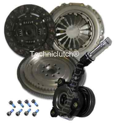 DUAL MASS TO SINGLE FLYWHEEL, CLUTCH KIT AND CSC FOR VAUXHALL 1.3CDTI ASTRA J