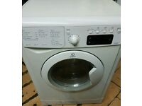 Indesit washer dryer can deliver