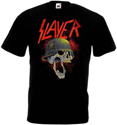 Slayer - poster v14 T shirt black trash heavy metal all sizes S-5XL