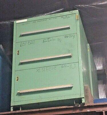 Stanley Vidmar 3-drawer Tooling Cabinet 30 X 27.5 X 44