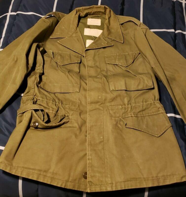 NICE U.S. Army M1950 Field Jacket Size Regular Small