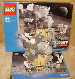 Rare LEGO Set: Discovery: 10029-1 Lunar Lander (2003) 100% with BOX & INSTRUCTIONS