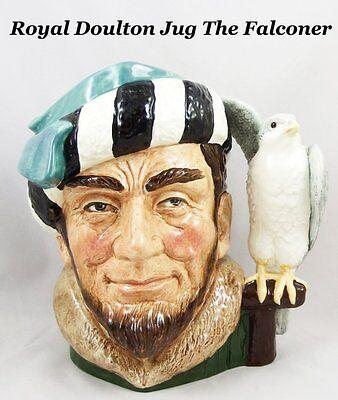 Royal Doulton Character Jug The Falconer Large D6533