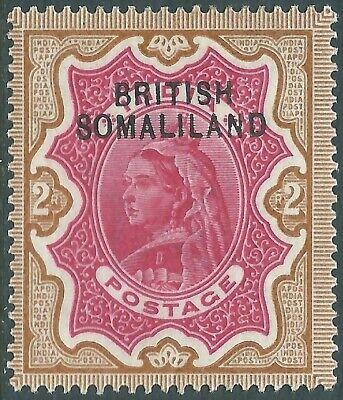 BRITISH SOMALILAND 1903 Queen Victoria mint 2R SG11