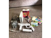 Nintendo Wii including all games
