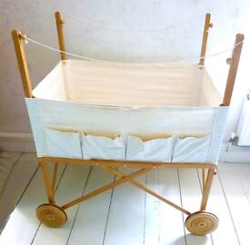 BABY'S COT BY BONPOINT OF PARIS