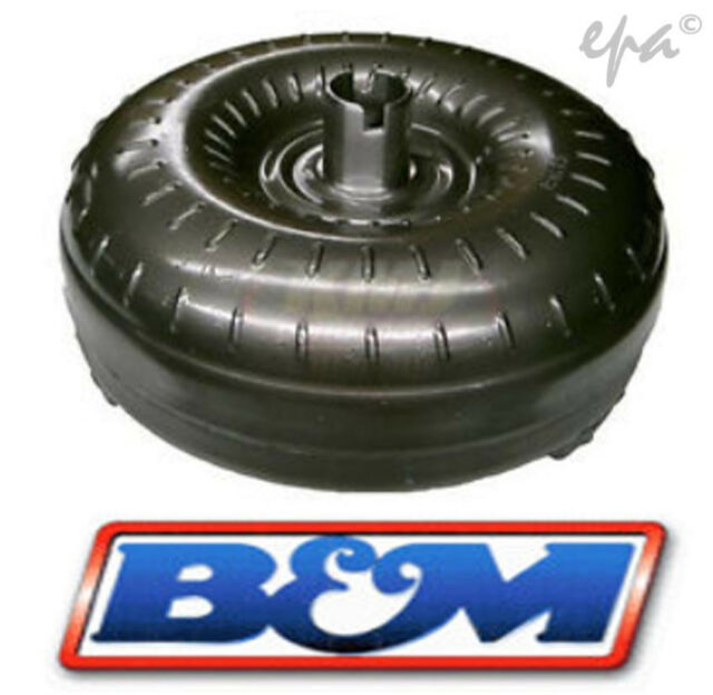 B&M NITROUS HOLESHOT TORQUE CONVERTOR FORD C4 2400 RPM STALL BM50449