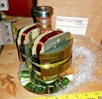 185-3916 Rotor Armature Onan Kubota Fits 3.5kw Model Kp Genset New