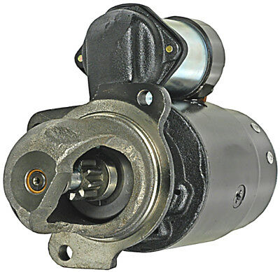 New John Deere Starter 3010 3020 4020 7700 Tractor Ar11160 1107350