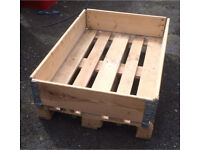 Pallet collars 1200x800 mm DELIVERY AVAILABLE