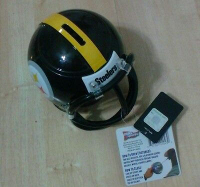 HELMET BANK ~ NEW