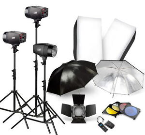 540W-Pro-Strobe-Studio-Flash-Light-Lighting-Photography-Kit