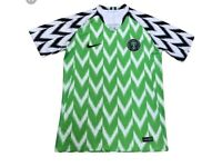 2018 Nigeria World Cup Shirt s to xxl