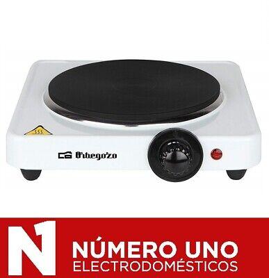Placa eléctrica portátil Orbegozo PE 2710,1 placa calorífica 1500W