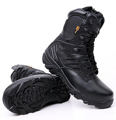 Desert Combat Army Hiking Shoes DELTA 511 Ankle Boots Military Tactical Cordura ](511 Shoes)