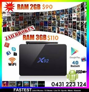 X92 Android 6.0 Media Playe OCTA CORE S912 XBMC Kodi FULLY LOADED Dandenong Greater Dandenong Preview