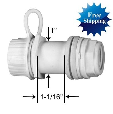 Igloo Cooler Threaded Drain Plug Replacement Part Parts Kit Plug