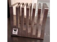 Chopping board holder pub club bistro hotel cafe kitchen utensil