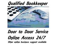 Qualified Bookkeeper - Small Business and Soletrader Glasgow and East Kilbride