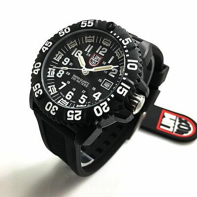 Men's Luminox EVO Navy Seal Colormark Diver's Military Watch 3051