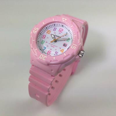 Women's Casio Pink Sports Analog Watch LRW200H-4B2