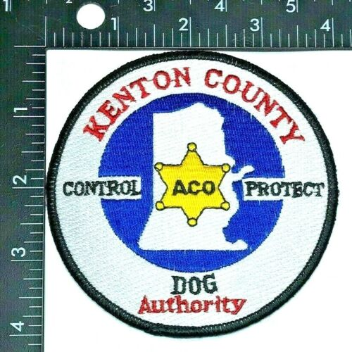 KENTON COUNTY KENTUCKY DOG AUTHORITY ANIMAL CONTROL OFFICER PATCH (PD 1)