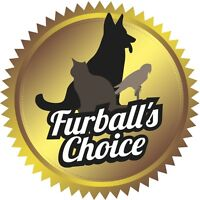 Professional Pet Care Services - Furball's Choice