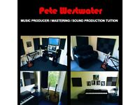 MUSIC PRODUCER / MASTERING / SOUND PRODUCTION TUITION