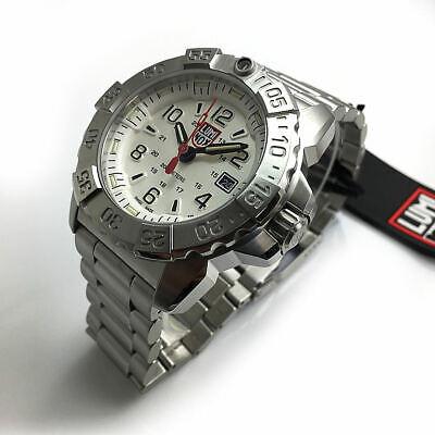 Men's Luminox Navy SEAL Steel Diver's 200 m Watch 3258