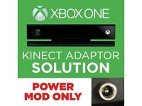 KINECT ADAPTER SOLUTION!!! XBOX ONE S, X & PC (POWER MODIFICATION ONLY)
