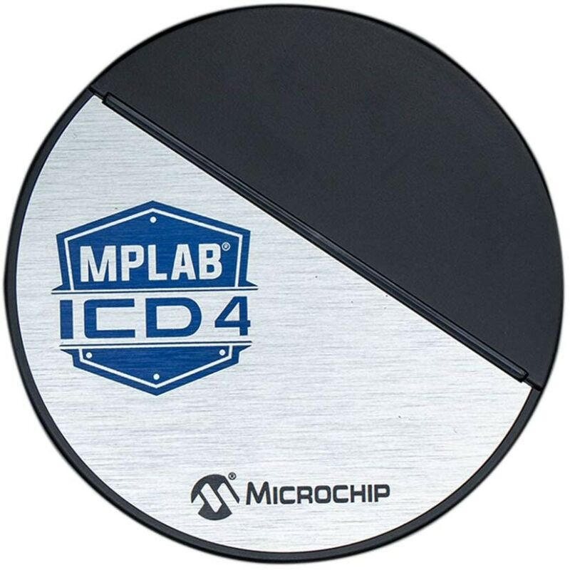 MPLAB ICD 4 DV164045 Microchip chip Electronic Component Emulator and debugger