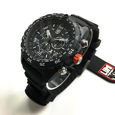 Men's Luminox Bear Grylls Survival Master Series Chronograph Watch 3741